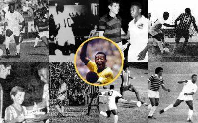 80 anos de Pelé | Os parabéns dos clubes do Nordeste ao Rei do Futebol