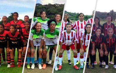 Pernambucano Feminino de 2020 com apenas 4 clubes, todos já na semifinal