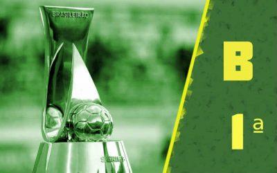 A classificação da Série B de 2021 após a 1ª rodada; Confiança larga na liderança