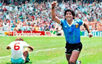 ¿Maradona, de qué planeta viniste para dejar en el camino a tanto inglés?