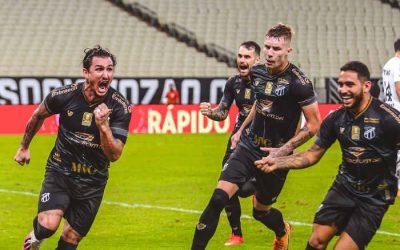 Ceará chega às quartas da Copa do Brasil pela 6ª vez. E já acumula R$ 11 milhões