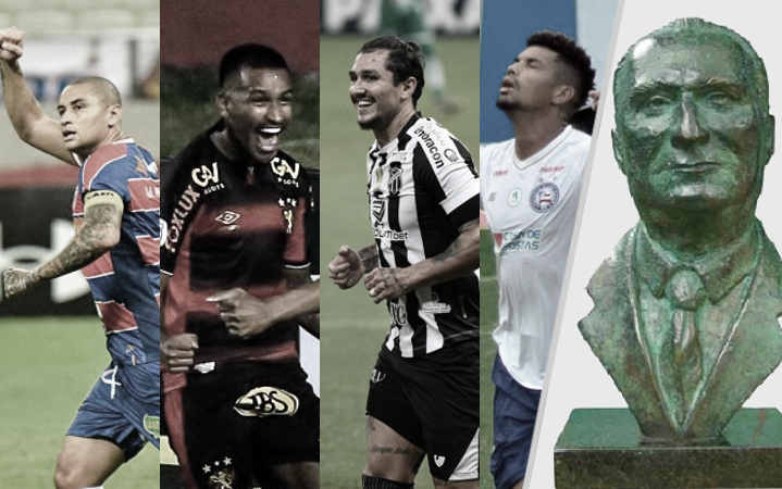 O ranking do NE no 1º turno da Série A, com 43 campanhas; Fortaleza à frente em 2020