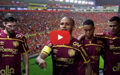Vídeo | Os bastidores de Sport 1 x 0 Athletico-PR, pela Série A de 2020