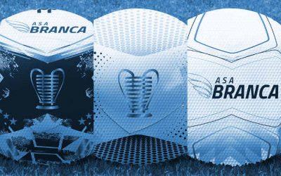 As versões possíveis para bola Asa Branca na Copa do Nordeste de 2021