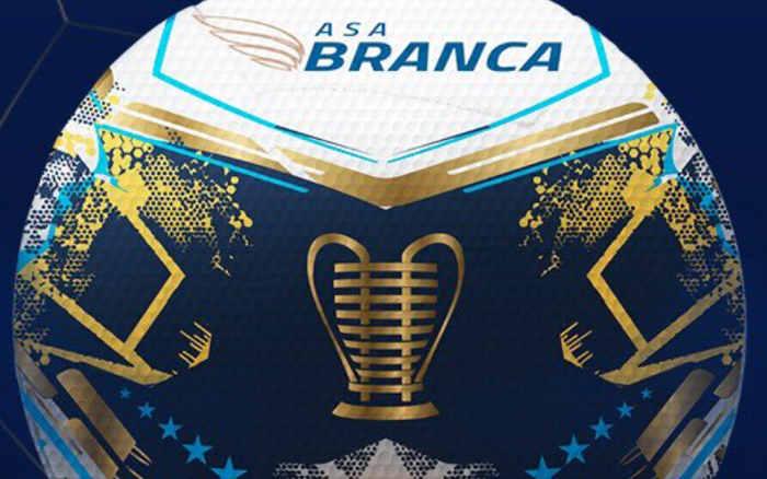 A bola da Copa do Nordeste de 2021 é definida com 70% dos votos da torcida