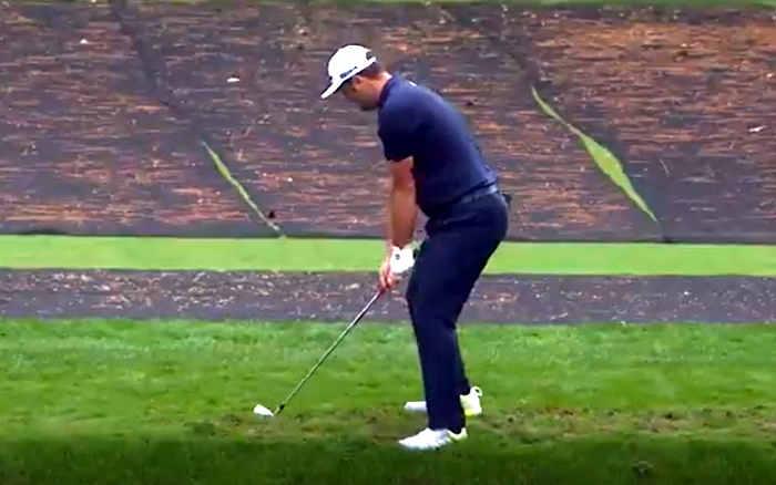 Vídeo | A maior tacada da história do golf, com 3 quiques no lago. Fake ou verdade?