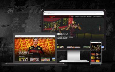 Sport lança plataforma própria de streaming e lista vai ganhando força no Nordeste