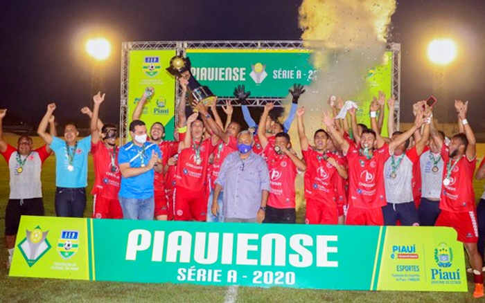 Título do 4 de Julho no PI fecha a lista de participantes da Copa do Nordeste de 2021