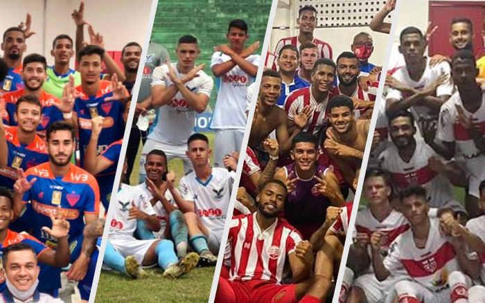 Sub 20   Semifinal do Nordestão com Fortaleza x Perilima e Náutico x CRB, na Arena PE