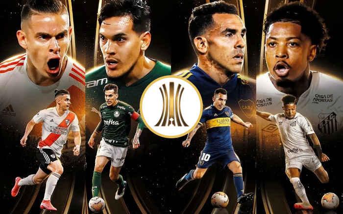 Semifinal da Libertadores 2020 com Brasil x Argentina, um G4 imutável há 3 edições
