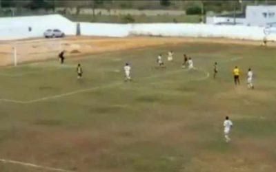 Vídeo | As narrações do gol de Tiago Bagagem, com Garanhuns de volta à elite de PE