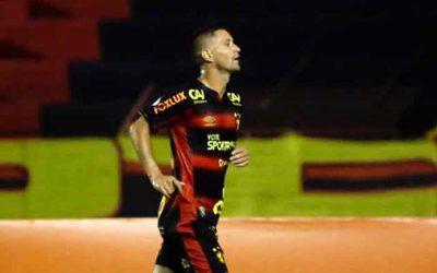 Sport joga melhor, vence o Coritiba na Ilha e sobe uma posição no Brasileirão