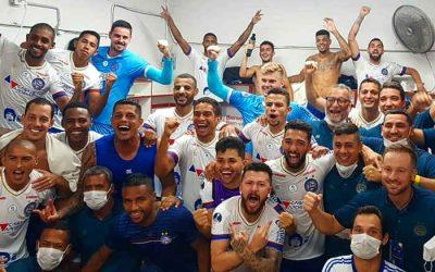 Bahia chega às quartas da Sul-Americana pela 2ª vez. E já acumula R$ 9,2 milhões