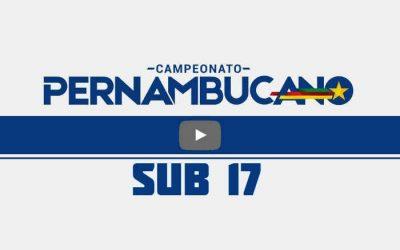 Ao vivo | Transmissão de Sport x Náutico, a final do Pernambucano Sub 17