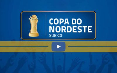 Ao vivo | Transmissão de Santa Cruz x Ceará, pela 3ª rodada do Nordestão Sub 20