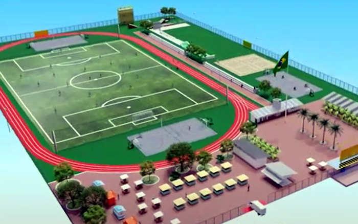"""Pernambuco deve receber 4 complexos do """"Brasil em Campo"""" em 2021. Obras em 100 dias…"""