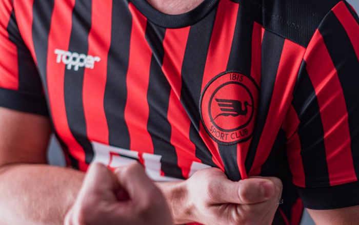 Íbis lança linha de uniformes para 2021, a primeira coleção com a Topper