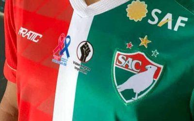 Salgueiro lança uniformes para 2021 com estreia já no mata-mata de 2020