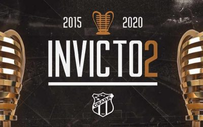 """Vídeo   Ceará libera íntegra de """"Invicto2"""", o documentário sobre o bi no Nordestão"""
