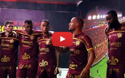 Vídeo | Os bastidores de Sport 2 x 0 Bahia, pela Série A de 2020