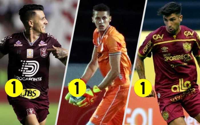 Análise | Jean Carlos (Náutico), Maycon Cleiton (Santa Cruz) e Mugni (Sport), os melhores de 2020