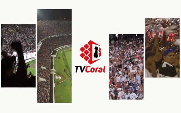 Santa Cruz atrela conteúdo exclusivo na TV Coral ao plano de sócios de 2021