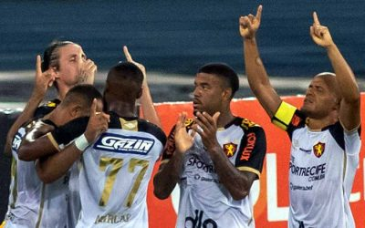 Sport quebra tabu, vence o Botafogo no Rio e abre vantagem sobre o Z4