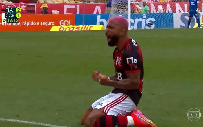 TV | As audiências de Flamengo 2 x 1 Corinthians; Recife e Salvador entre as menores