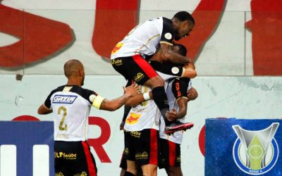 Sport vence o líder Inter no Beira-Rio, após 23 anos, e fica a um passo da permanência