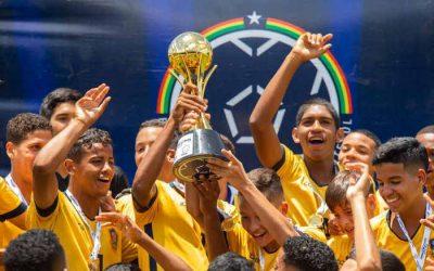 Sub 15 | Retrô vence o Sport e ganha o 1º título estadual em 5 anos; o 24º campeão em PE