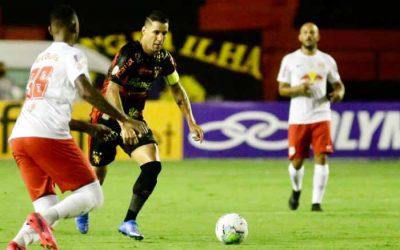 Fechado, Sport empata com o Bragantino e adia a permanência. Pontinho valioso…