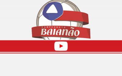 Ao vivo | Transmissão de Bahia de Feira x Bahia, pela semifinal do Campeonato Baiano