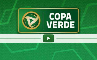 Ao vivo | Transmissão de Brasiliense x Remo, a final da Copa Verde; jogo de ida