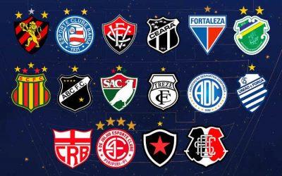 Definidos os 16 clubes da Copa do Nordeste de 2021 e a divisão de cotas na 1ª fase