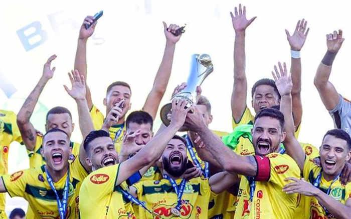 Mirassol vence o Floresta, conquista a Série D e torna-se o 19º paulista campeão nacional