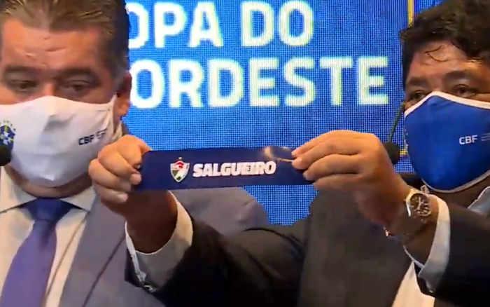 Os grupos da Copa do Nordeste de 2021, com o Salgueiro reaparecendo de última hora