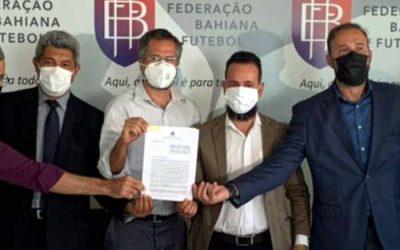 Após 15 anos, o Campeonato Baiano volta à TVE; contrato acima da Globo, com ressalva