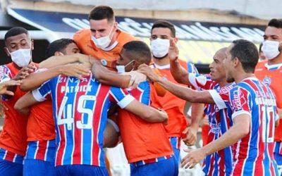 Incontestável, Bahia goleia o Sport e se recupera no Nordestão; leão segue na lanterna