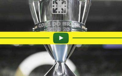 Ao vivo | Transmissão de Real Ariquemes x Náutico, pela 1ª fase da Copa do Brasil Sub 20