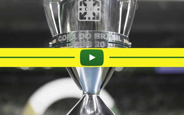 Ao vivo | Transmissão de Palmeiras x Náutico, pelas oitavas da Copa do Brasil Sub 20