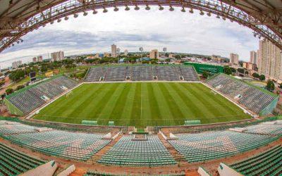 O 1º jogo da Copa do Nordeste fora do Nordeste; clássico da Paraíba em Brasília