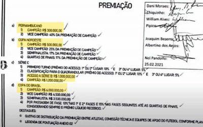 Santa acerta premiação de R$ 8 milhões ao elenco caso conquiste 4 títulos em 2021