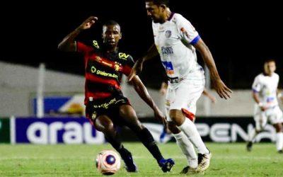 Sem criatividade, Sport empata sem gols com o Afogados no Sertão; sem perfil de jogo