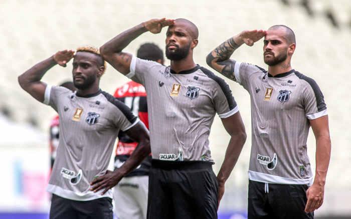 Ceará elimina o Vitória mais uma vez e chega à 4ª final em 8 anos no Nordestão