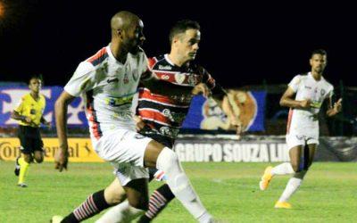 Santa Cruz perde do Cianorte e desperdiça cota milionária na Copa do Brasil; PE fora