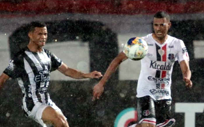 Santa Cruz perde do Botafogo no Arruda e termina na lanterna da Copa do Nordeste