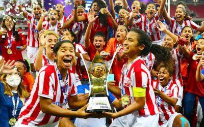 Nos pênaltis, o Náutico bate o Sport e vence o PE Feminino após 14 anos. Presente!