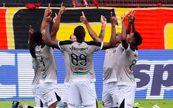 Sport é goleado pelo Ceará na Ilha, somando a 4ª derrota em 7 jogos no Nordestão. Vexame…