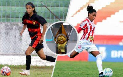 Sport x Náutico, a final do Pernambucano Feminino; vale vaga no Brasileiro 2021