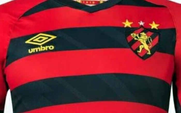 Vazada a 3ª linha de camisas do Sport via Umbro, para 2021/2022. Design recente?